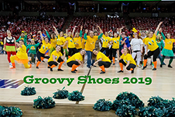 Groovy Shoes 2019 halftime dance