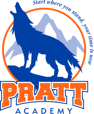 Pratt Academy Grey Wolves