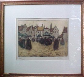 The Market in Flanders