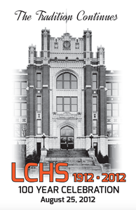 LC 100 year celebration program cover
