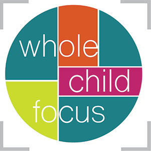 while child logo
